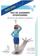 Livre Test de jugement situationnel 2013