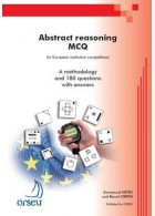 Book Abstract reasoning MCQ - 2010 edition