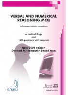 Book Verbal and numerical reasoning MCQ, 2008 edition
