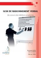 Livre QCM de raisonnement verbal Édition 2012