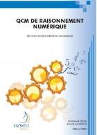 Livre QCM de raisonnement numérique Edition 2012