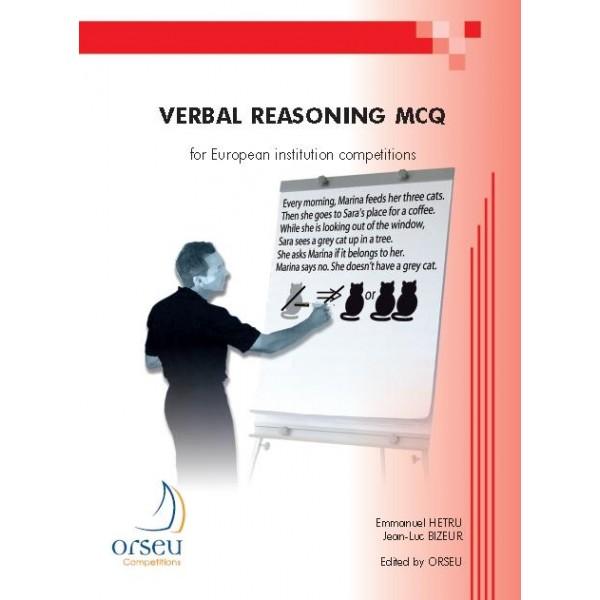 Verbal Reasoning Book For Cat