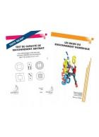 Pack 2 Livres Selor: Raisonnement Abstrait et Raisonnement Numérique