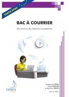 Livre Bac à courrier (pour les concours européens)