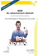 Livre QCM de raisonnement abstrait, édition 2017