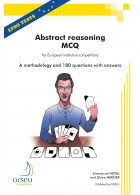 Book Abstract Reasoning MCQ, 2017 edition