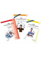 Pack 3 livres raisonnement abstrait EPSO 2010-2013-2017