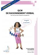 Livre QCM de raisonnement verbal - Edition 2019