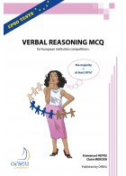 Book Verbal Reasoning MCQ - 2019 Edition