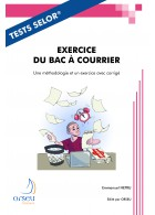 Tests Selor-Exercice du bac à courrier