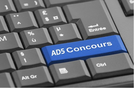 concours AD5